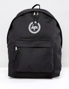 Черный рюкзак Hype - Черный