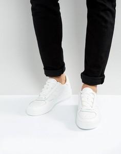 Белые кроссовки Diadora B.Elite - Белый