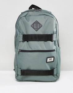 Зеленый рюкзак Vans Authentic III VA2WNVAFR - Зеленый