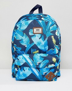 Рюкзак с принтом Vans Old Skool V00ONINKB - Синий