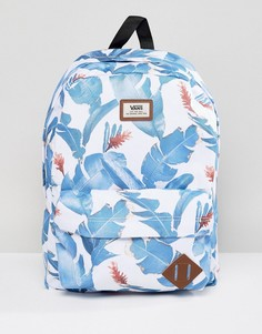 Рюкзак с принтом Vans Old Skool V00ONINKQ - Белый