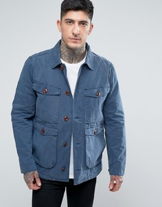 Куртка с четырьмя карманами Parka London - Темно-синий