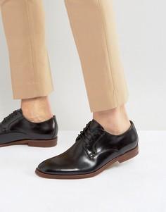 Блестящие туфли дерби ALDO Yilaven - Черный