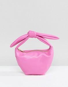 Сумка-клатч ASOS - Розовый