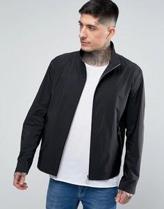 Легкая куртка с воротником-стойкой HUGO by Hugo Boss Bjalto - Черный