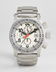 Часы Newgate Bulldog - Серебряный