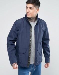 Куртка с камуфляжным принтом Parka London - Темно-синий