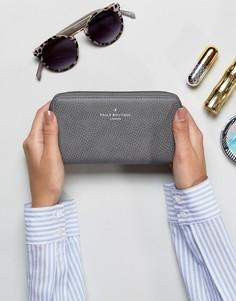 Серый кошелек на молнии Pauls Boutique - Серый
