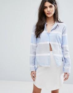 Рубашка в полоску MAX&Co Catullo - Мульти