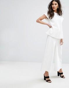Топ и брюки MAX&Co Corona - Белый