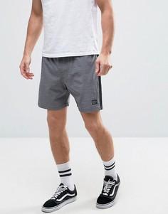 Серые шорты с сетчатыми вставками по бокам ONeill Victory - Серый O`Neill