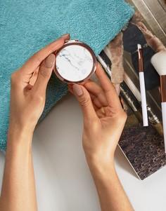 Зеркальце с мраморным принтом Skinnydip - Бесцветный