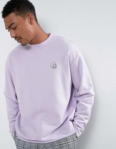 Свитшот Cheap Monday - Фиолетовый