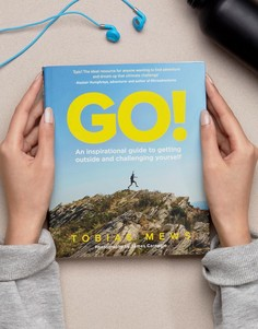 Книга Go! Inspirational Guide To The Outside - Мульти Books