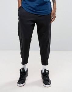 Черные джоггеры длиной 7/8 adidas Originals LA Pack BK7700 - Черный