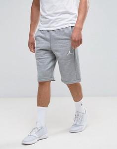 Серые шорты Nike Jordan Flight Lite 809454-063 - Серый