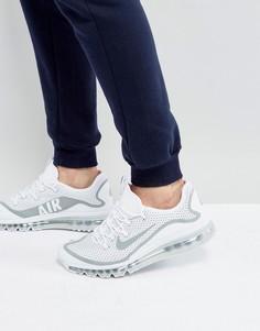 Белые кроссовки Nike Air Max More 898013-100 - Белый