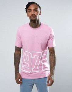 Розовая футболка Nike 1972 847603-565 - Розовый
