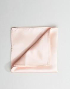 Розовый платок для нагрудного кармана ASOS - Розовый