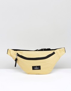 Желтая сумка-кошелек на пояс ASOS - Желтый