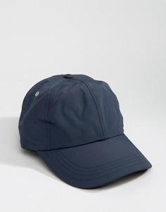 Нейлоновая бейсболка Systvm - Темно-синий