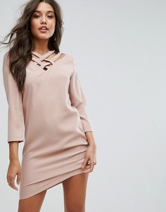 Платье Supertrash Dazil - Розовый