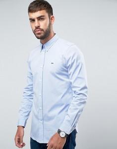 Синяя оксфордская рубашка PS by Paul Smith - Синий