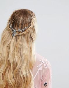 Украшение для волос с искусственным жемчугом ASOS - Мульти