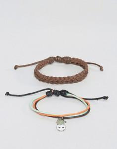 Комплект из двух браслетов с различным дизайном Classics 77 - Мульти