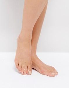 Фактурное кольцо на ногу ограниченной серии - Золотой Asos