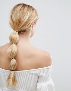 Набор резинок для волос ограниченной серии - Мульти Asos