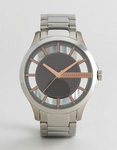 Серебристые наручные часы Armani Exchange AX2199 эксклюзивно для ASOS - Серебряный