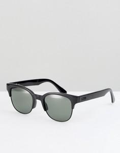 Черные солнцезащитные очки Vans Steam VA311UNLX - Черный