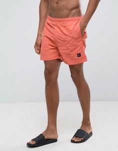 Розовые шорты для плавания Only & Sons - Розовый