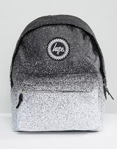 Монохромный рюкзак в крапинку с эффектом выцветания Hype - Мульти