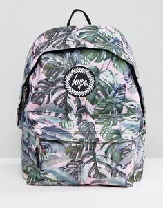 Рюкзак с пальмовым принтом Hype - Мульти