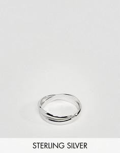 Серебряное кольцо на мизинец DesignB эксклюзивно для ASOS - Серебряный