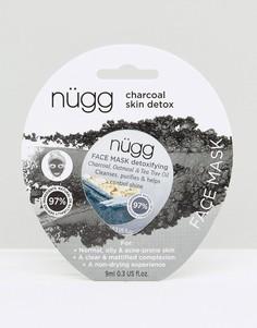 1 маска из угля для лица Nügg 9 мл - Бесцветный Nugg
