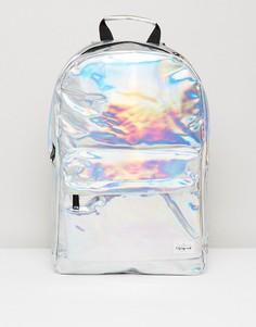 Серебристый рюкзак Spiral - Серебряный