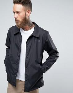 Черная спортивная куртка The North Face - Черный