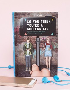 Книга So You Think Youre a Millennial - Мульти Books