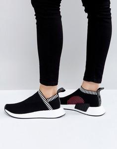 Черные кроссовки adidas Originals NMD Cs2 - Черный