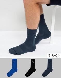 3 пары носков Nike Jordan SX5545-016 - Мульти