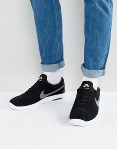 Черные кроссовки Nike SB Bruin Max Vapor 882097-001 - Черный