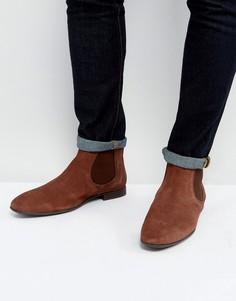 Ботинки челси Ben Sherman Archer - Коричневый