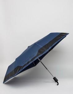 Зонт Calvin Klein - Синий