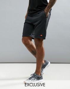 Черные спортивные шорты Ellesse - Черный