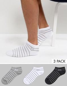 Набор из 3 пар носков с полосками Pringle - Мульти