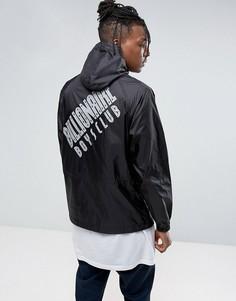 Куртка с принтом на спине Billionaire Boys Club - Черный