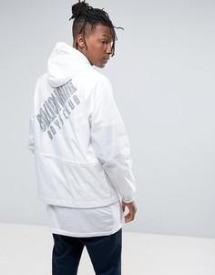 Куртка с принтом на спине Billionaire Boys Club - Белый